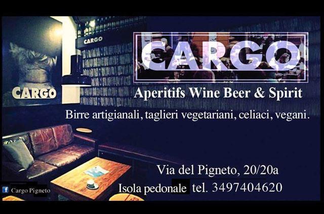 Aperitivo Cargo Pigneto